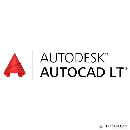 AUTODESK AutoCAD LT Commercial New SLM Desktop Subscription Renewal - Software Cad / Cam Licensing
